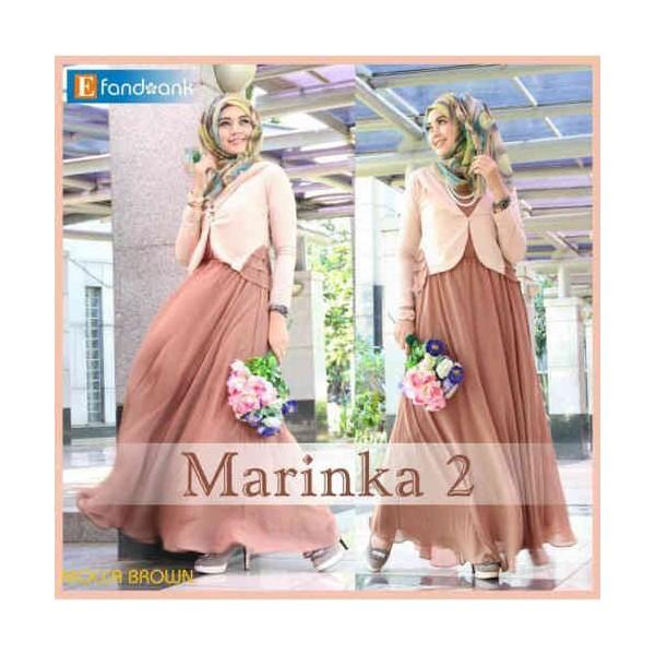 Maxi Marinka Brown