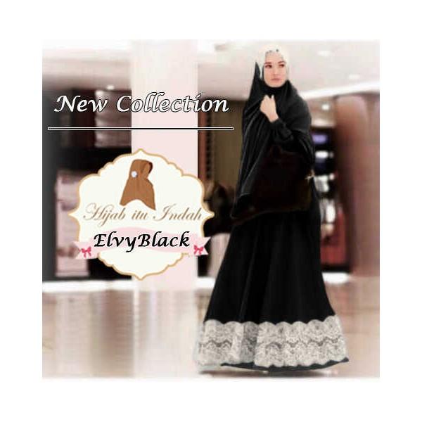Baju Gamis Simple Tapi Elegan Hijab Nemo