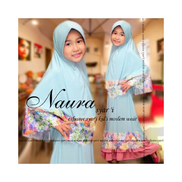 Naura-Kids-Bergo-Turkish