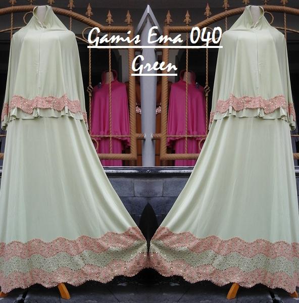gamis-ema-040-green