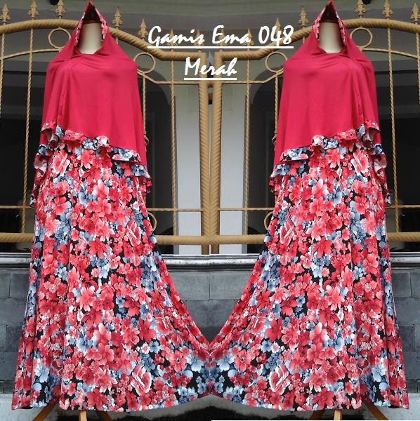 Gamis-Ema-048-Merah
