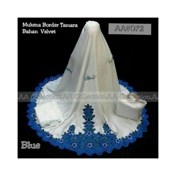 aa072-mukenah-bahan-saten-velvet-blue-tas-rok-panjangmukenah-lebar-seperti-foto-bordir-jahittasxl