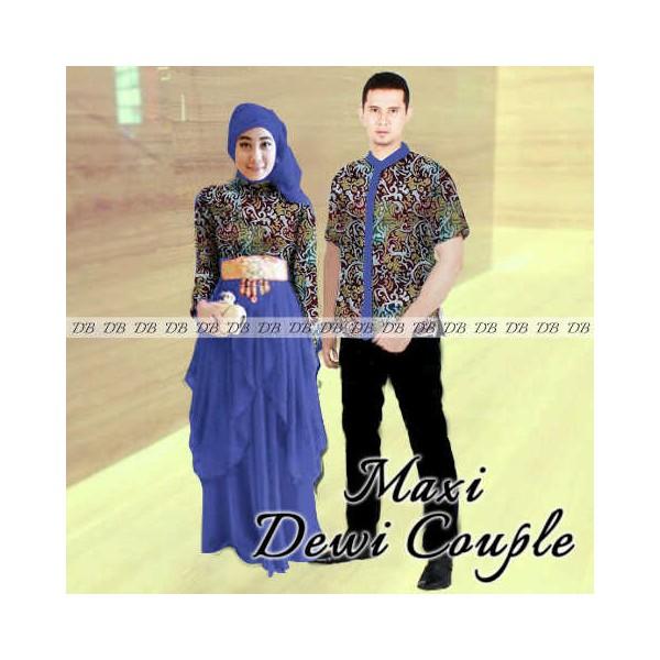 dewi-couple-batik-biru
