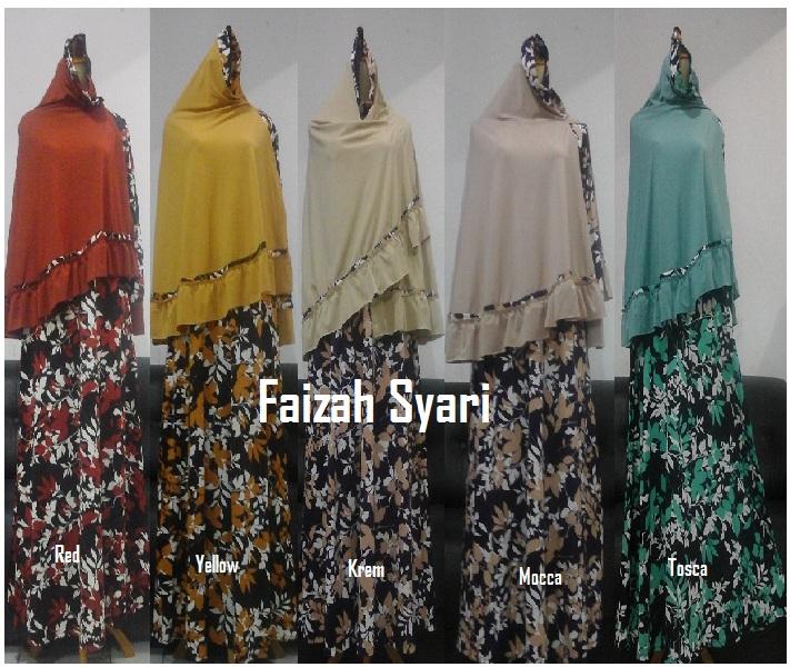 Faizah-Syari-Bergo-Set