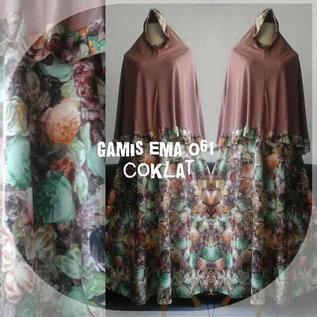 Gamis-ema-061-coklat