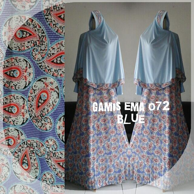 gamis-ema-072-blue