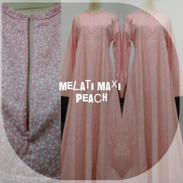 Melati-Maxi-Peach
