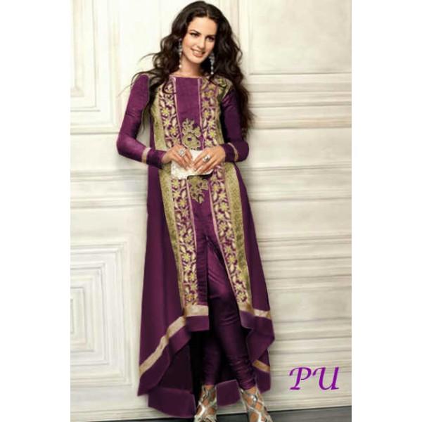 Miss bolia stelan gamis india warna baru butik destira Baju gamis model india 2015