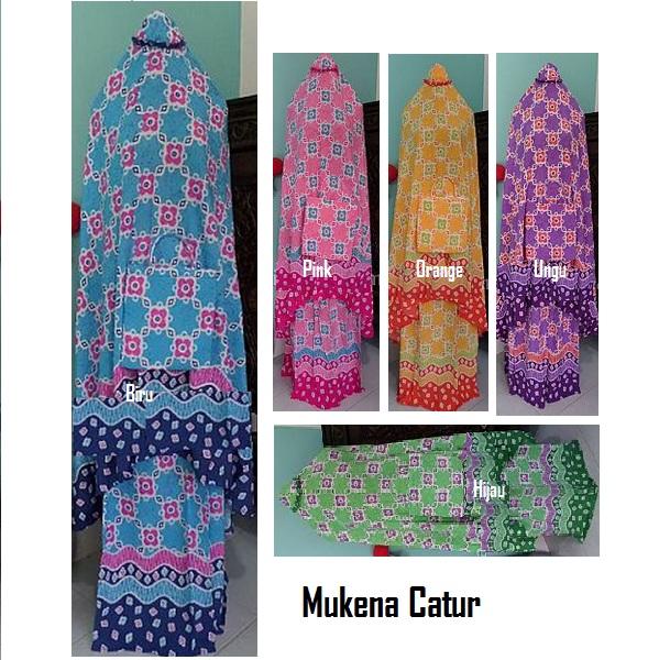 Mukena-Catur