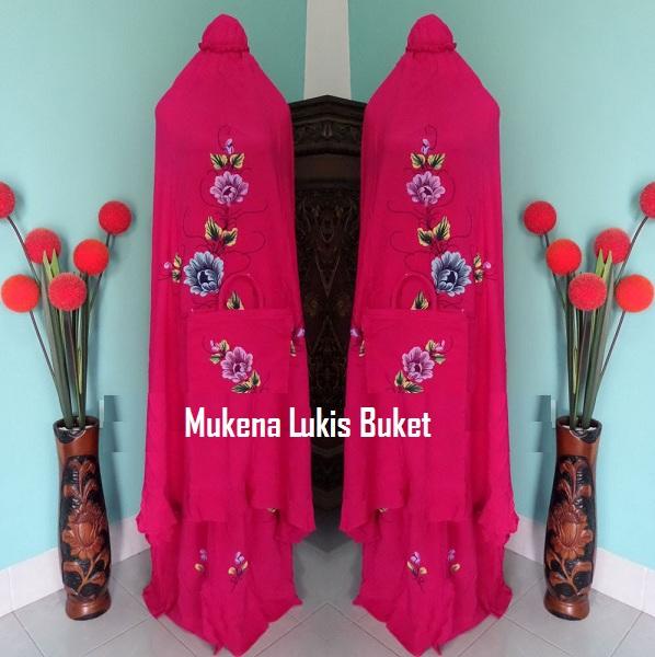 Mukena-Lukis-Buket