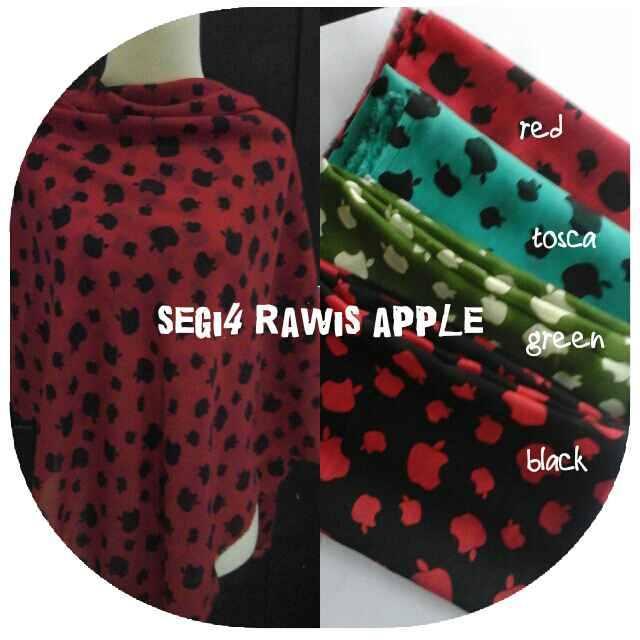 segi4 rawis apple@30rb