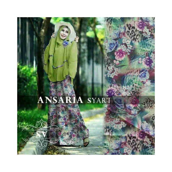 Ansaria-green