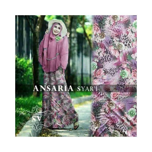 Ansaria-Syari-Dusty