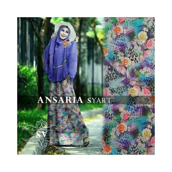 Ansaria-Syari-Purple