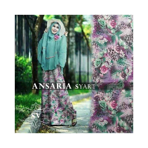 Ansaria-Syari-Tosca