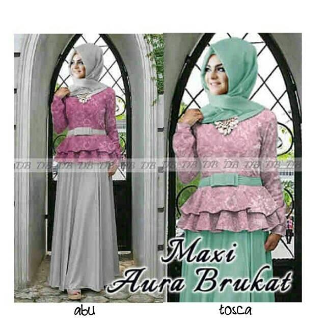 Maxi-Aura-Brukat