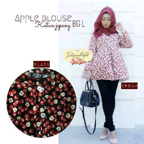Apple-Blouse