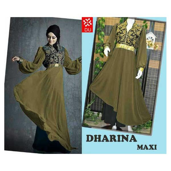 dharina-maxi-green