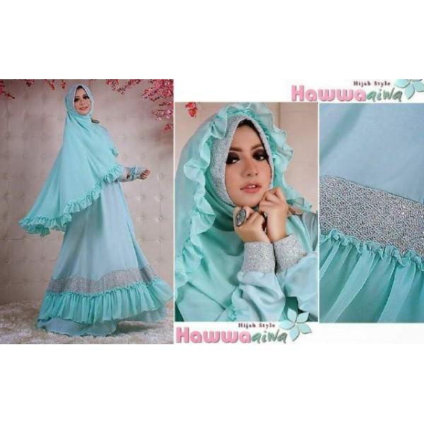 Maxi-Hawwa-Hijab-Bergo-Set