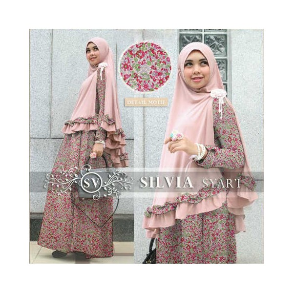 Silvia-Syari-Pink