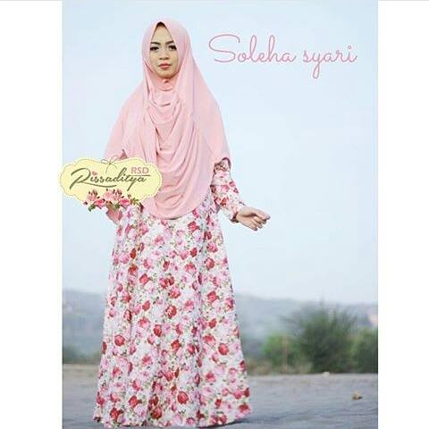soleha-syari-pink