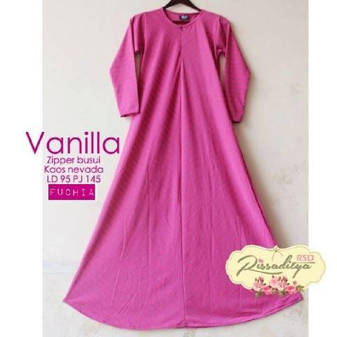 Vanilla-maxi-Fuchia