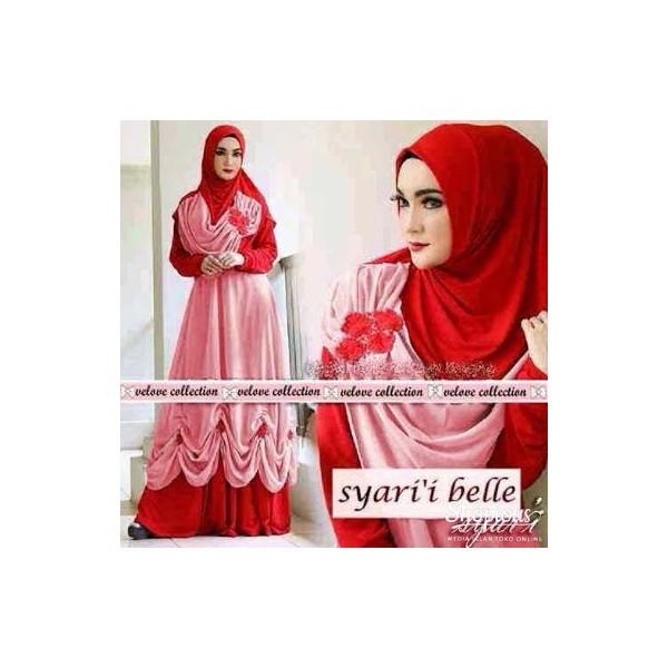 Belle-syari-Red