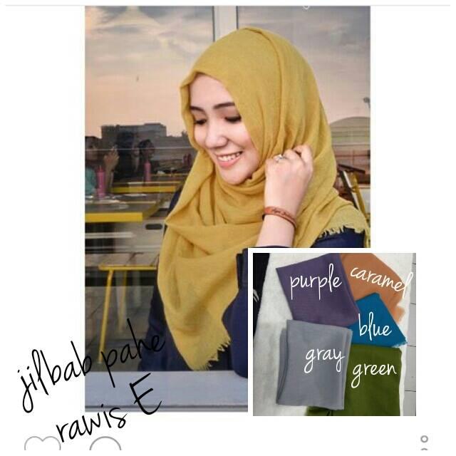 Promo jilbab Rawis Paket Hemat , Best Seller – Butik Destira