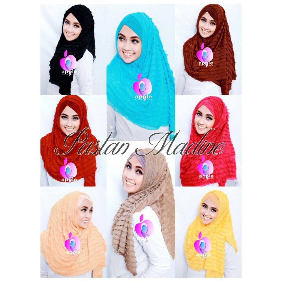 Pastan-Madine-ORIGINAL-Apple-Hijab