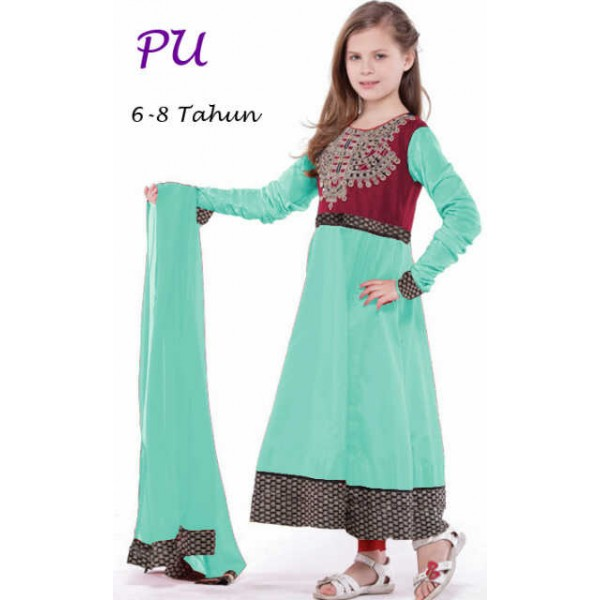gamis-india-anak-lily