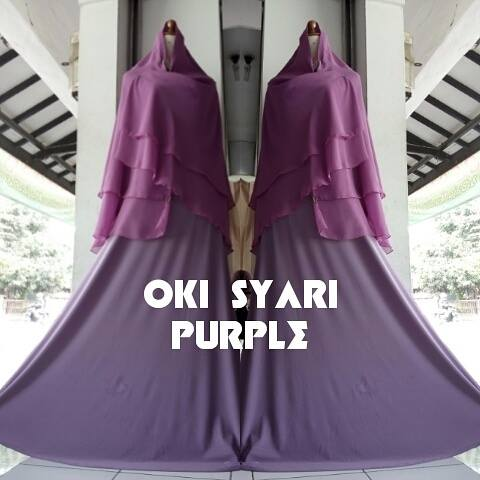 Gamis-Oki-syari-Purple