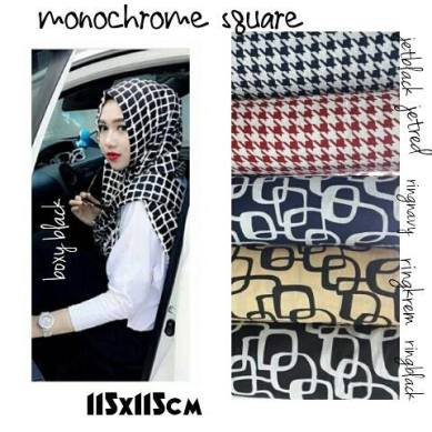 MONOCHROME-SQUARE