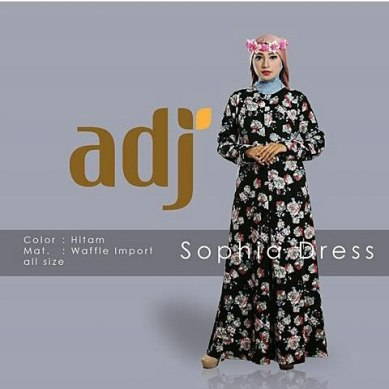 sophia-dress-hitam