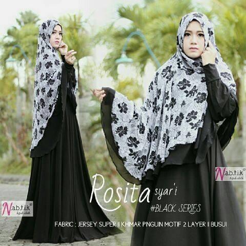 Rosita-syari-black