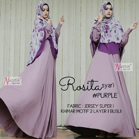 Rosita-syari-Purple