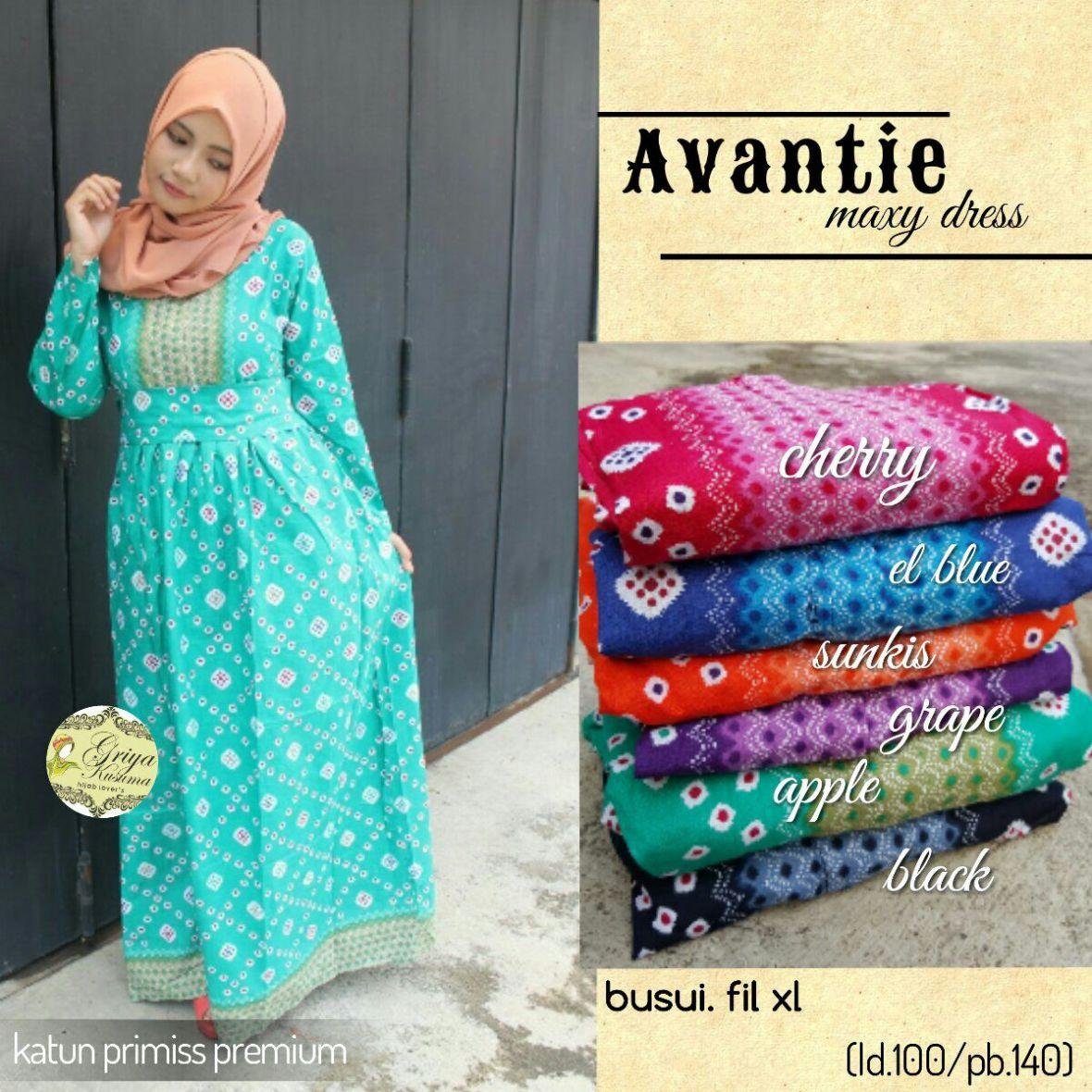 Avantie-maxy-dress