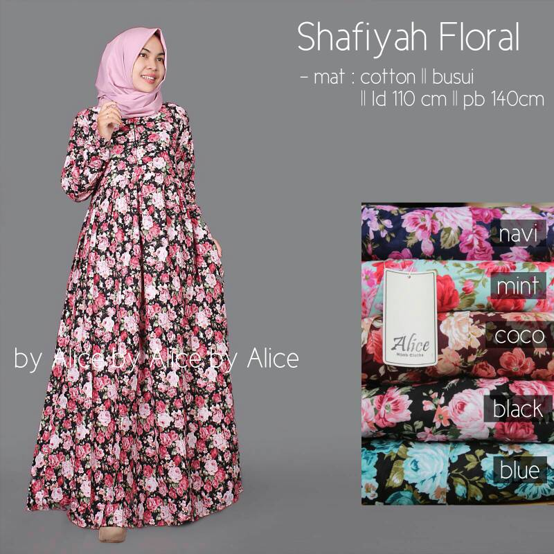 Shafiyah-Floral-Maxi-By-Alice