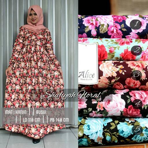 Shafiyah-Floral
