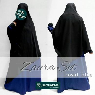 zaura-set-royal-blue-tampak-belakang