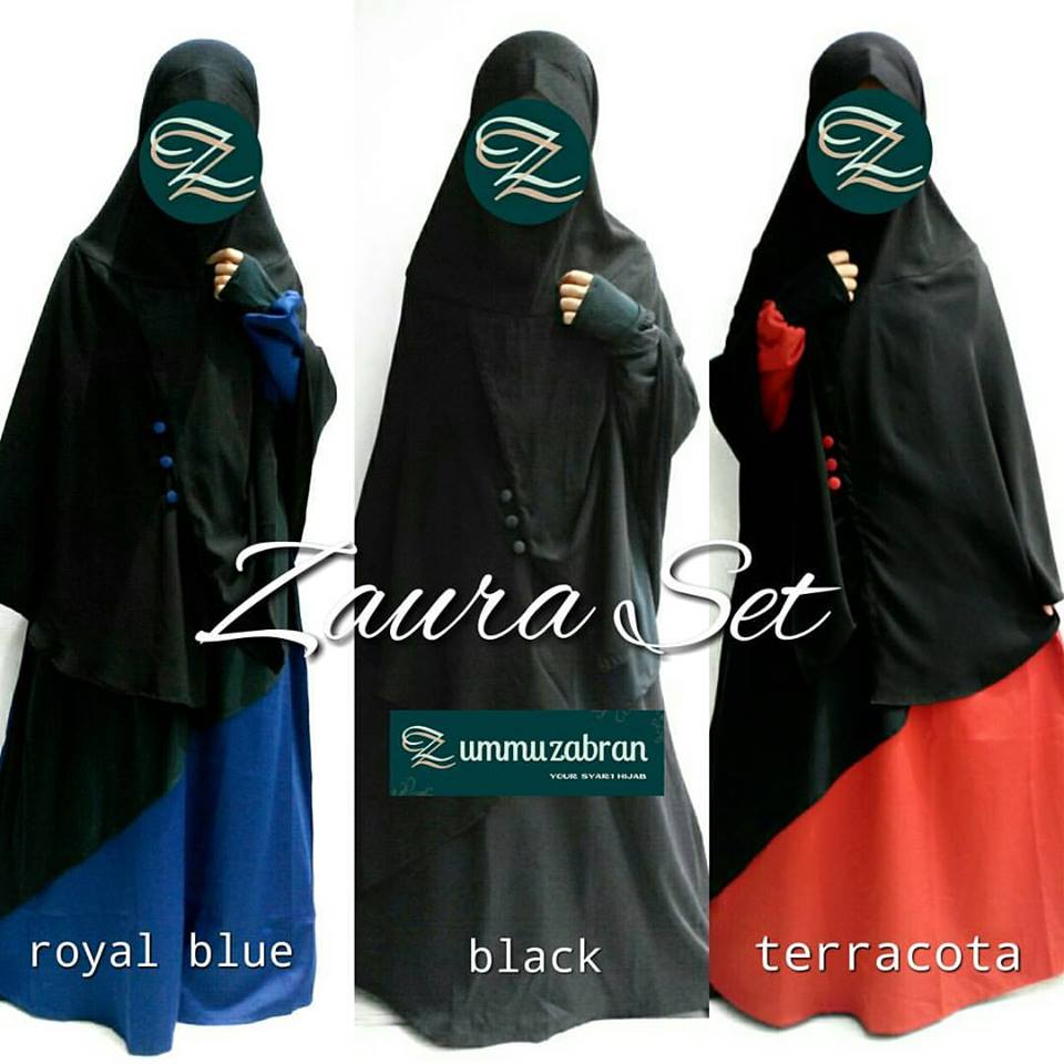 Zaura-set