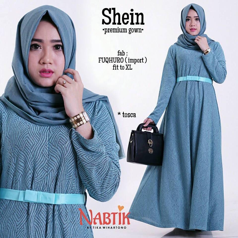 shein-premium-gown-tosca