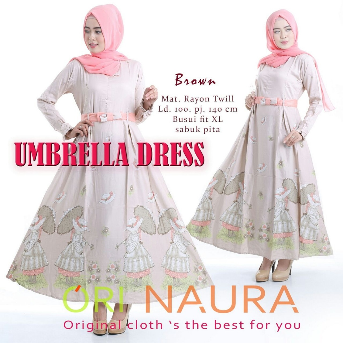 umbrella-dress-brown
