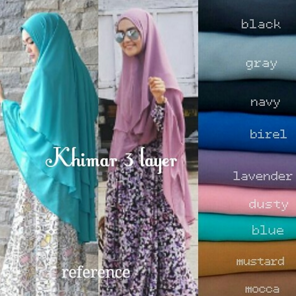 khimar-3-layer