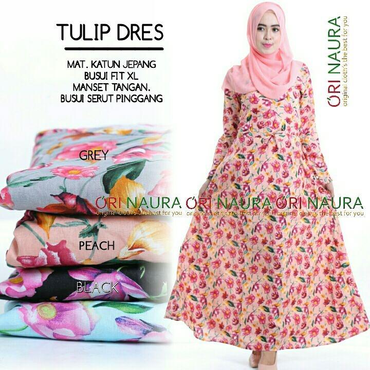 tulip-dress-peach