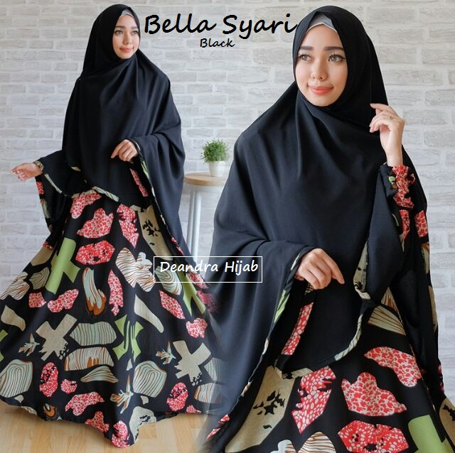 bella-syari-black