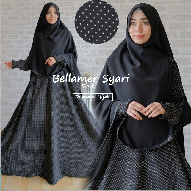 bellamer-syari-black