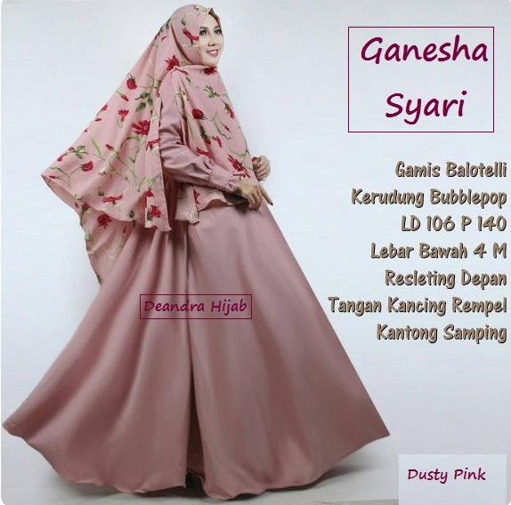 ganesha-syari-dusty