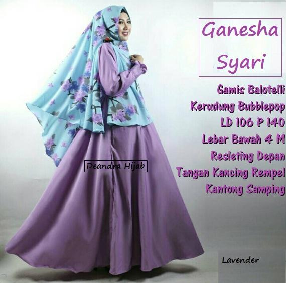 ganesha-syari-lavender
