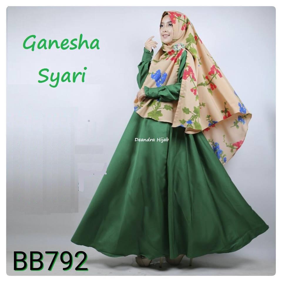 ganesha-syari-green1
