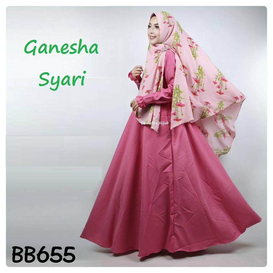 ganesha-syari-pink